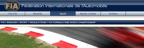 fia-2009-regulations