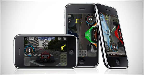 codemasteriphoneapp Codemasters lança game da F1 para iPhone
